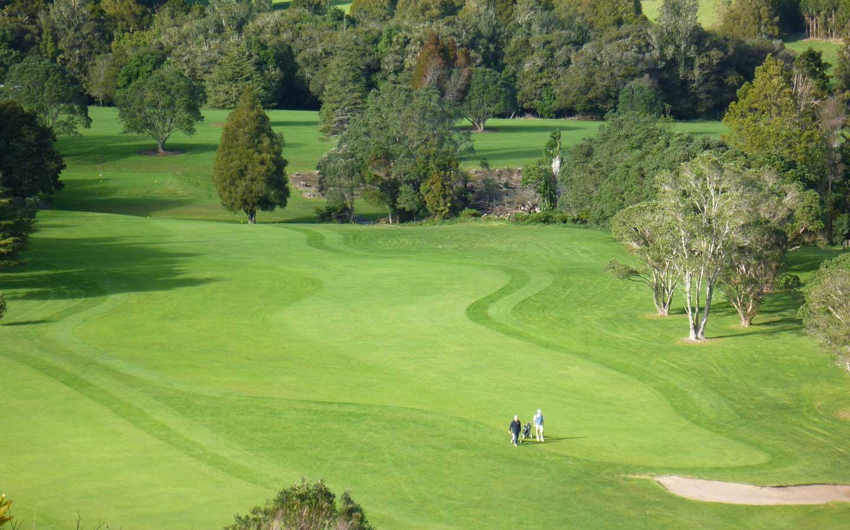 北部高地高尔夫球场(Northlands Golf Course)