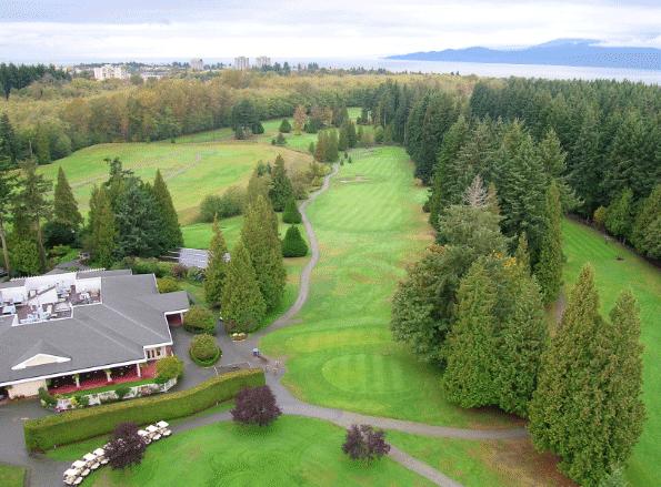UBC大学高尔夫球场(University Golf Club)