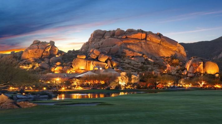 美国凤凰城经典高尔夫之旅(六天五晚五场球)