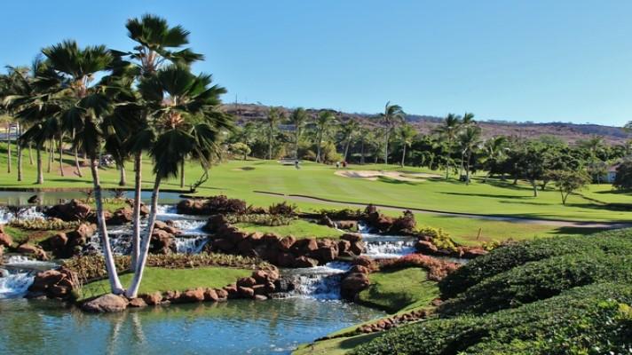 美国夏威夷度假高尔夫之旅(六天五晚五场球)