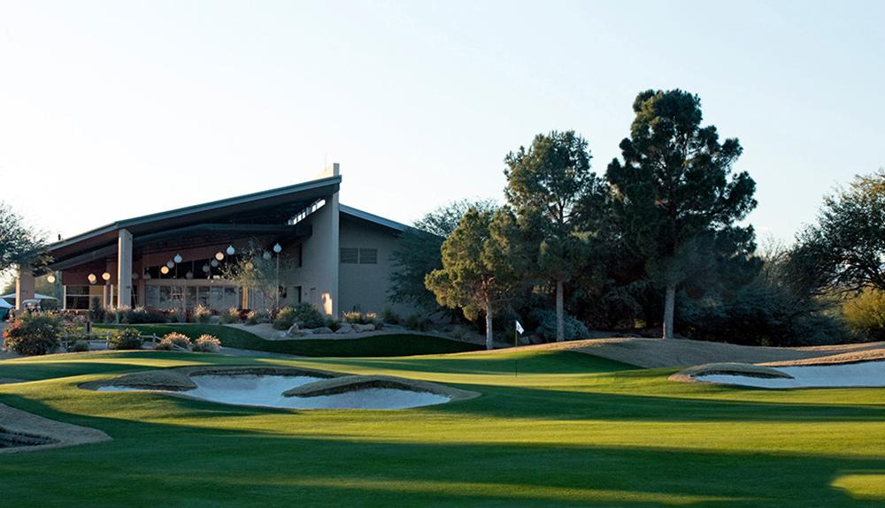 TPC斯科戴尔冠军场(TPC Scottsdale Champions Course )