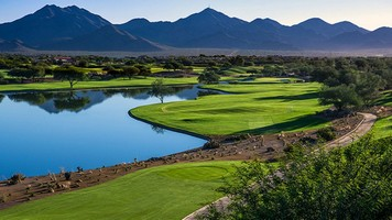 TPC 斯科戴尔竞技场(TPC Scottsdale Stadium course)