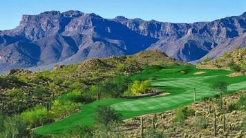 金峡谷高尔夫俱乐部(Gold Canyon Golf Club)