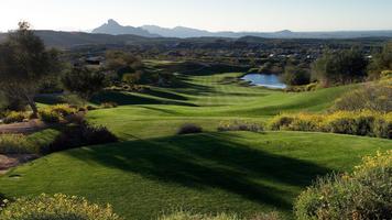鹰山高尔夫俱乐部(Eagle Mountain Golf Club)