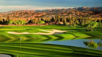 美国棕榈泉阳光高尔夫之旅(5天4晚4场球)
