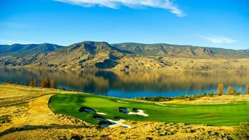 坎卢普斯新秀高尔夫之旅 4天3晚4场球(Kamloops Golf Tour)