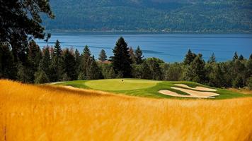加拿大BC省奥肯那根地区舒斯瓦普湖3天2晚3场球高尔夫之旅