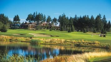 温哥华岛深度游3天2晚高尔夫之旅