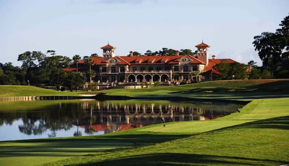 TPC锯齿草-戴伊谷场 (TPC Sawgrass - Dye's Valley Course)