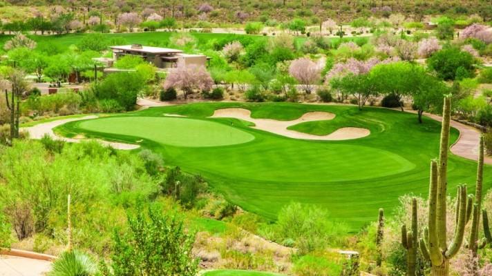 昆泰罗高尔夫球场Quintero Golf Course