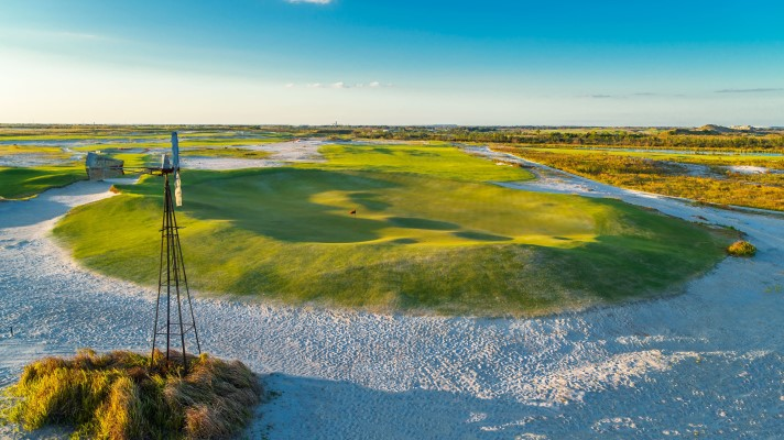 溪颂黑场 Streamsong Black Golf Course
