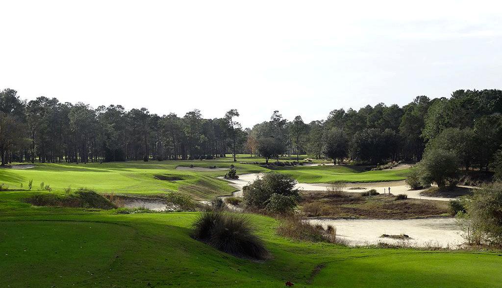 世界森林高尔夫俱乐部World Woods Golf Club