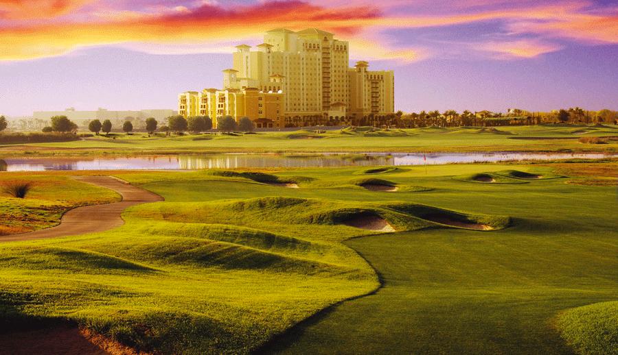 冠军门高尔夫俱乐部 (Championsgate Golf Club)