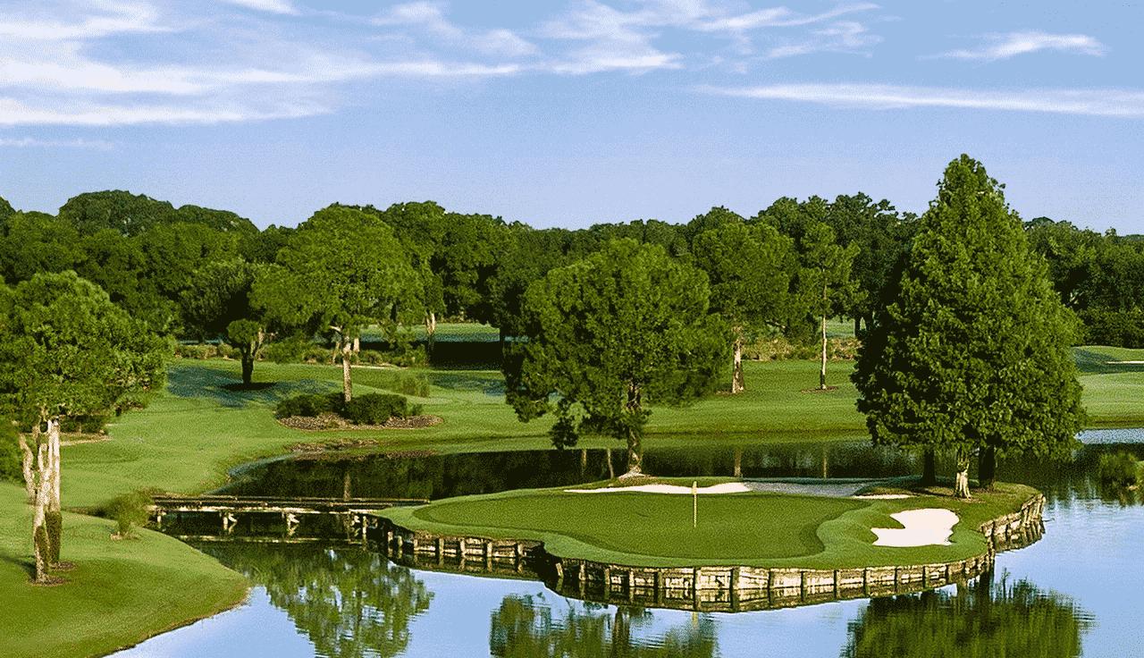 大柏树高尔夫俱乐部 (Grand Cypress Golf Club)
