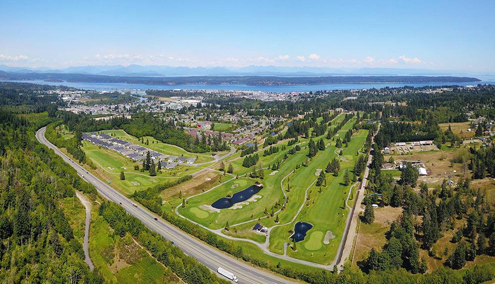 坎贝尔河高尔夫乡村俱乐部(Campbell River Golf & Country Club)
